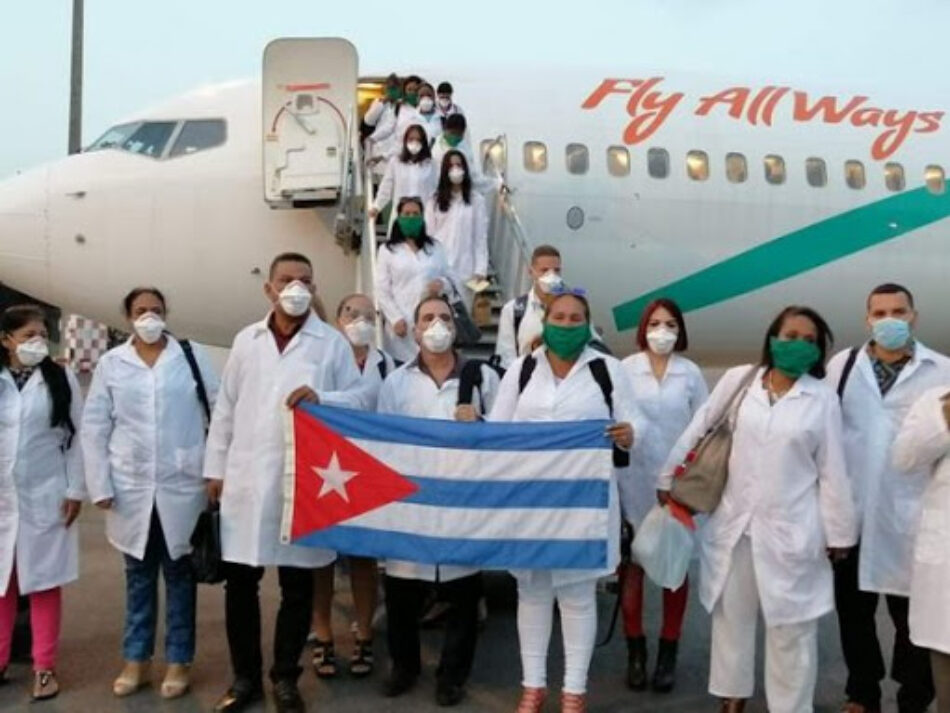 """La Red en Defensa de la Humanidad rechaza enérgicamente inclusión de Cuba en lista de """"países promotores del terrorismo"""" por parte de los EEUU"""