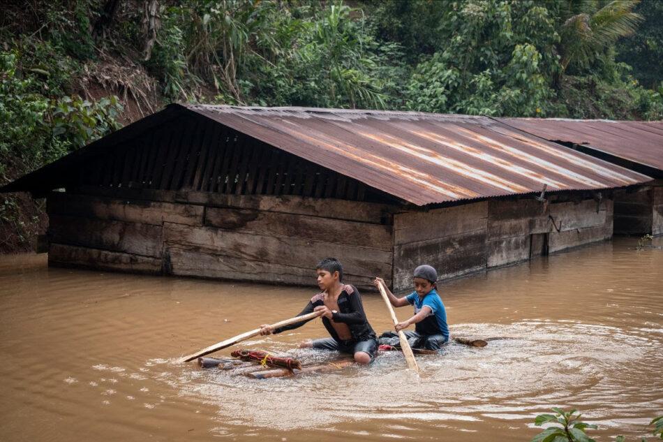 Los países del norte lejos de aportar los 100.000 millones necesarios para la adaptación al cambio climático Recibidos