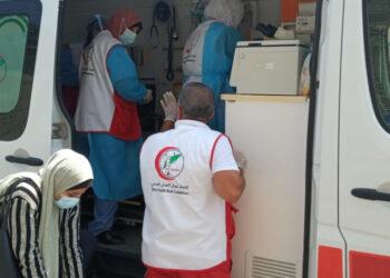 Denuncian la violación de derechos humanos de Israel en el reparto de vacunas covid-19 en territorio ocupado palestino
