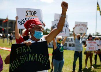 "OMS: Brasil enfrenta una ""tragedia"" veraz por el nuevo coronavirus"