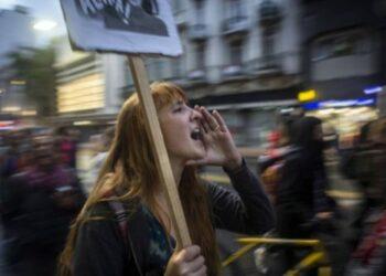 Alerta feminista por la ola de femicidios en Uruguay