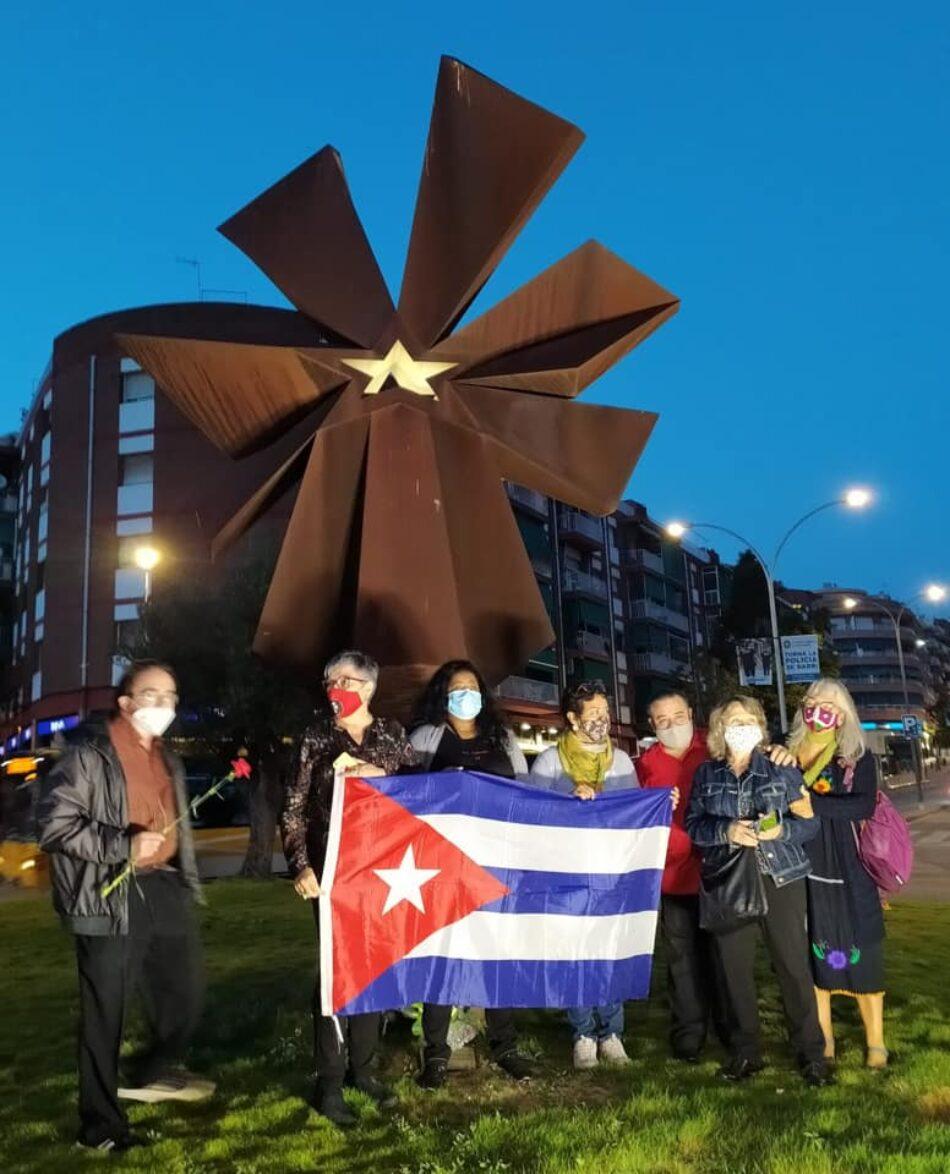 Absolt el denunciat al darrer acte homenatge al Che a Badalona