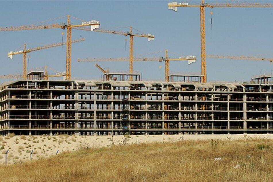 IU Madrid presenta una batería de alegaciones a la regulación de viviendas con protección pública del gobierno autonómico