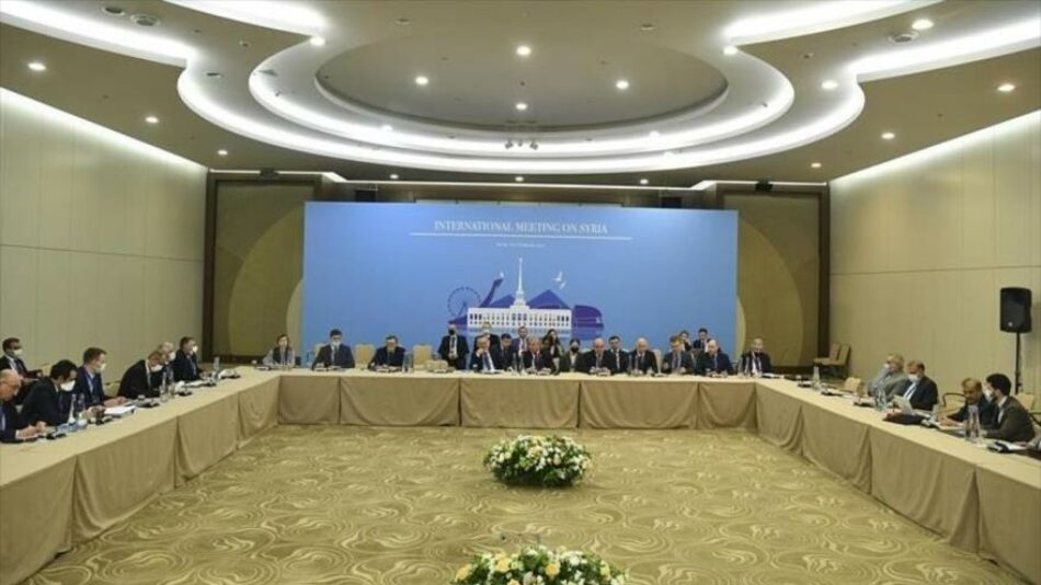 Irán, Rusia y Turquía reiteran su firme apoyo a soberanía de Siria