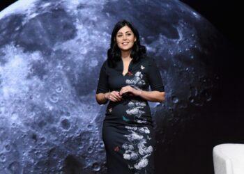 Diana Trujillo, la mujer colombiana responsable del éxito de la misión Perseverance a Marte