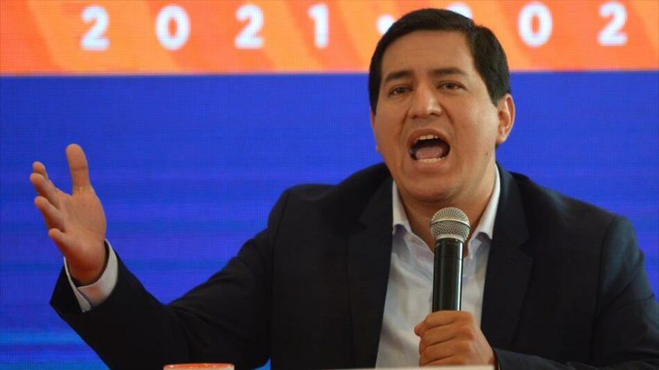 Arauz condena injerencia de otros organismos en función electoral