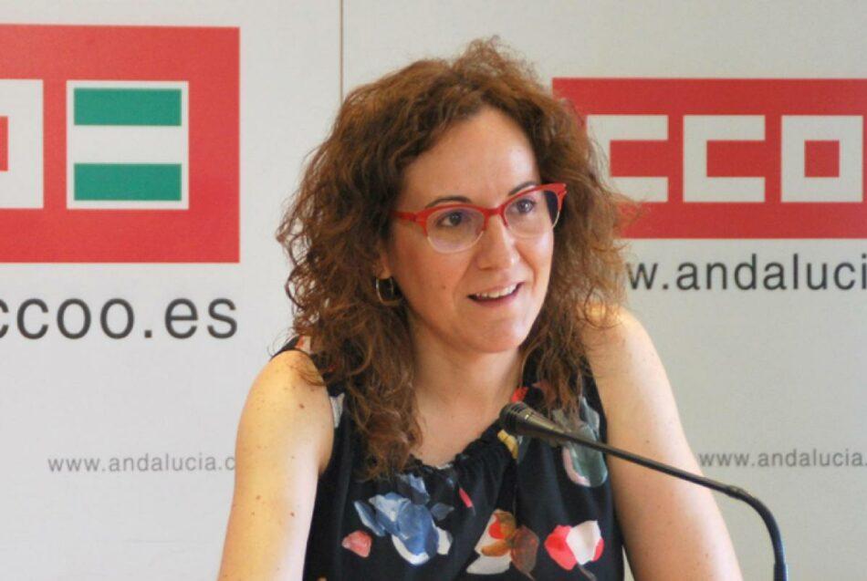 CCOO: «La autonomía fue motor para el progreso de Andalucía, que necesita revitalizar su proyecto autonómico»