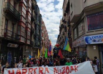 «Bilbao la Vieja, San Francisco y Zabala son unos barrios muy peligrosos»