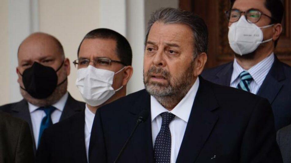 Diputados opositores exigen a EEUU levantar las sanciones contra Venezuela