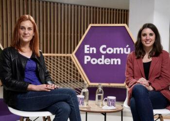 Albiach: «Hem de tenir una conselleria de Feminismes  que posi la igualtat al centre»