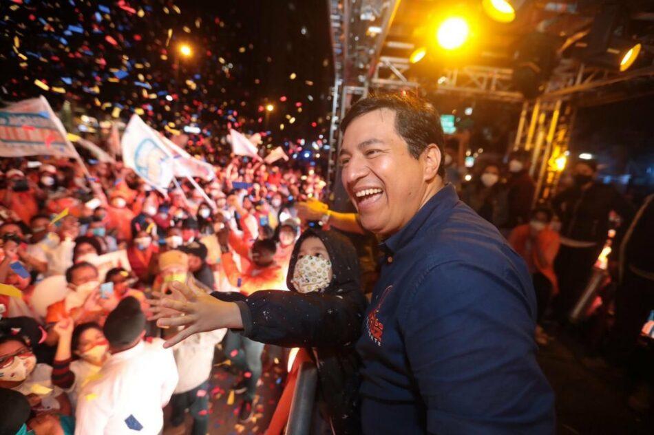 Todo listo para unas elecciones clave en Ecuador