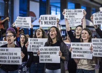 Feminicidios dejan a dos mil niños huérfanos en Brasil