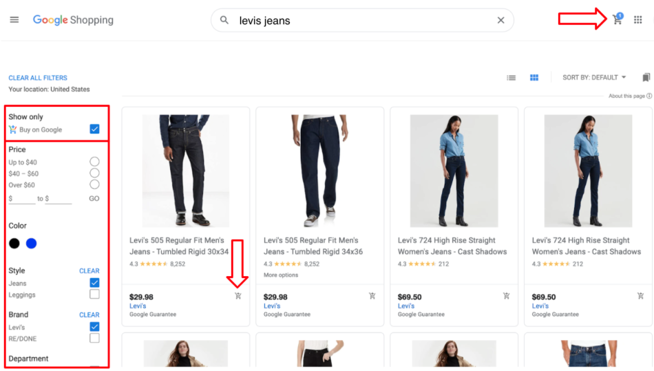Google Shopping hace temblar a Amazon