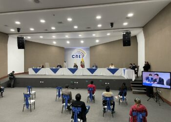 UNES transmite su preocupación ante la decisión del CNE de realizar un recuento parcial en Ecuador