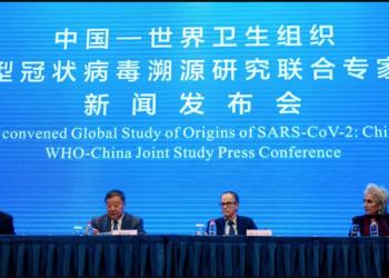 China critica a políticos occidentales por cuestionar imparcialidad de misión de OMS