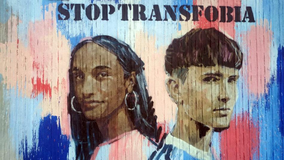 Plataforma Trans, Observatori Contra l'Homofobia y Euforia-Familias Trans Aliadas, piden que se incluya en el Código Penal como delito la transfobia y la homofobia