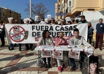 """Libertad Benítez: """"El Gobierno de Moreno Bonilla es el promotor de la patronal de las casas de apuestas"""""""