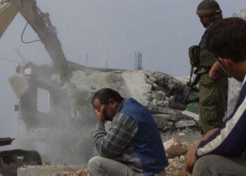 Naciones Unidas: Desde principios de este año, Israel demolió y confiscó 178 viviendas palestinas en Cisjordania ocupada