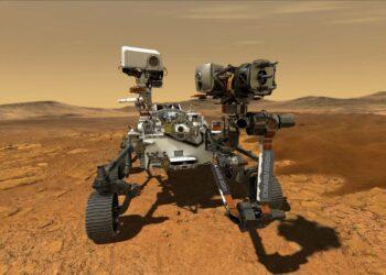 Diez claves sobre el 'rover' Perseverance y otras nuevas misiones a Marte
