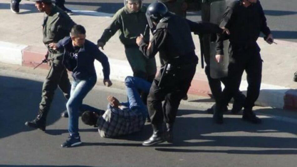 El Polisario pide a España que exija a Marruecos que ponga fin a la brutal represión en el Sáhara Occidental