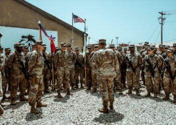 EEUU pone en alerta a sus tropas en Irak por temor a represalias