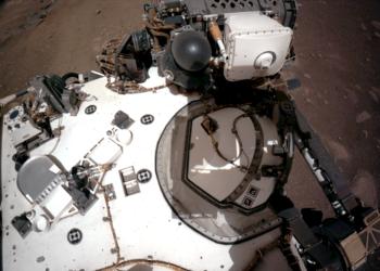El instrumento español MEDA ya funciona en Marte