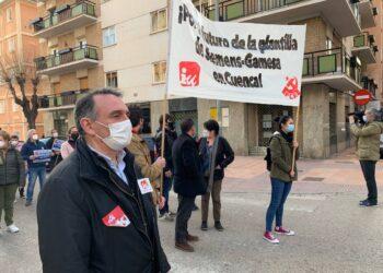 Enrique Santiago invita al Congreso a representantes de la plantilla de Siemens Gamesa para exponer su rechazo al cierre de la planta