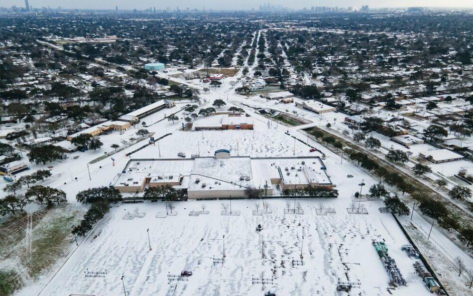 Biden declara Texas Zona de Desastre Mayor ante los daños causados por el temporal Uri