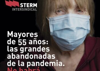 STERM exige a las administraciones que busquen soluciones para la vacunación de los mayores de 55 años en la Región de Murcia