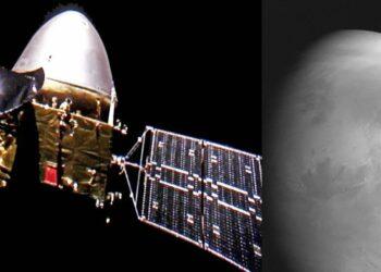 «Hope» alcanza Marte mientras la nave china «Tianwen-1» se prepara para entrar en la órbita
