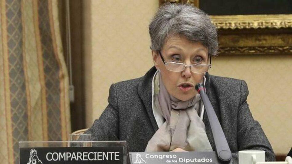 CCOO denuncia que Rosa María Mateo limita el ejercicio de los derechos constitucionales de opinión y expresión en RTVE