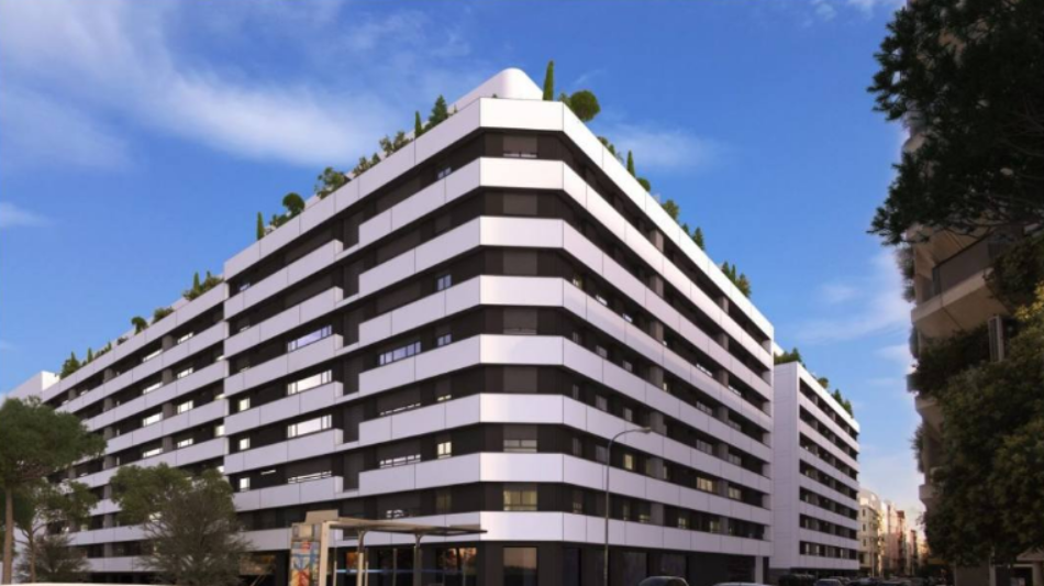 El Tribunal Supremo anula definitivamente el planeamiento que ha permitido la construcción de 450 viviendas de lujo en Chamberí