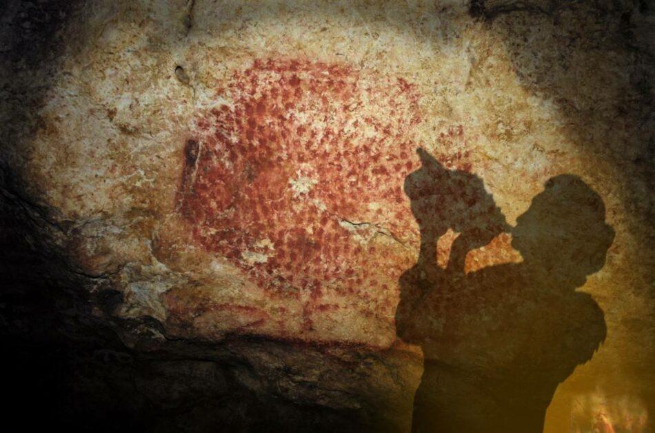 Un cuerno de concha emite su primer sonido después de 17.000 años de silencio