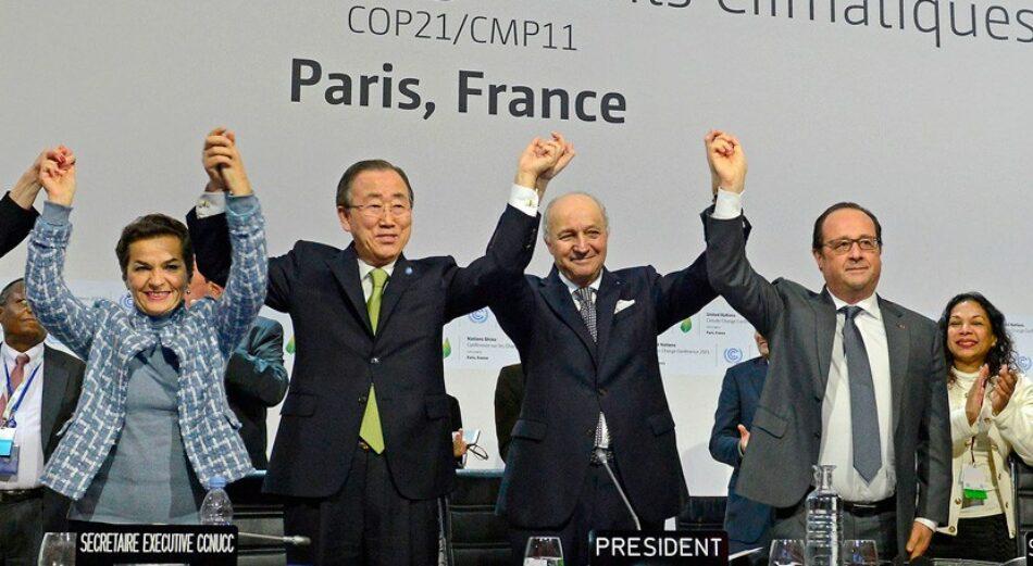 Los gobiernos condenan el planeta a un calentamiento global de catastróficas consecuencias