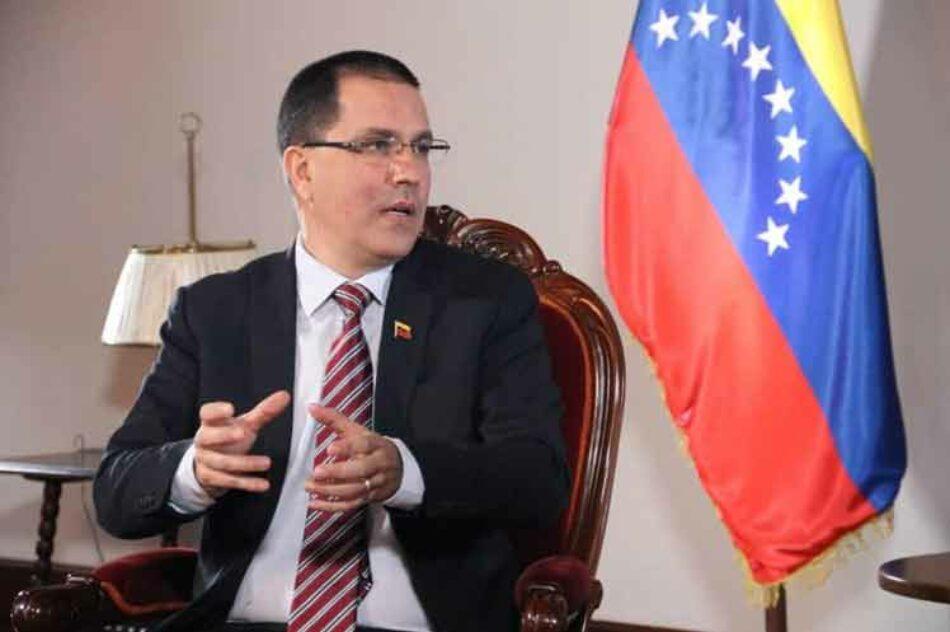 «Venezuela es el centro de intereses geopolíticos imperiales»