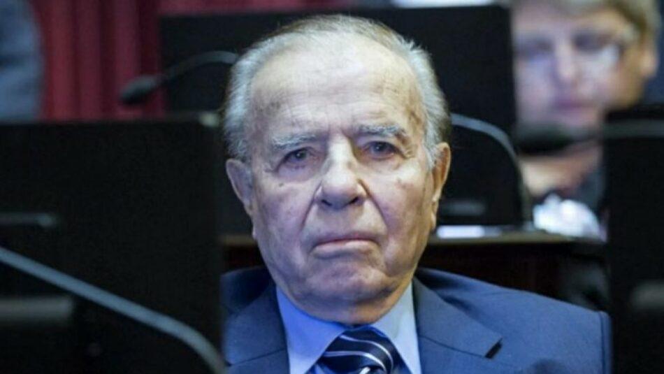 Muere Carlos Saúl Menem, expresidente argentino célebre por el desastre económico de los '90