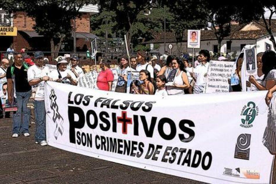 El asesinato de civiles por las Fuerzas Armadas en Colombia