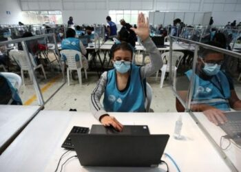 CNE Ecuador cancela reunión para organizar recuento electoral