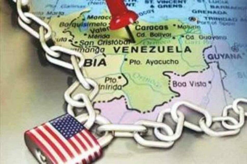 """Repercusiones negativas de las """"sanciones"""" contra Venezuela"""
