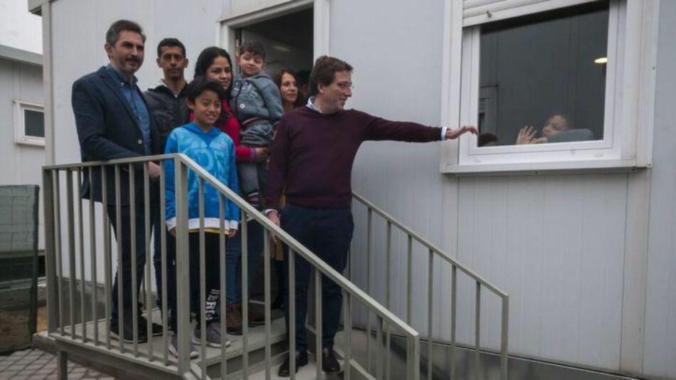 Denuncian abuso de autoridad en el Centro de Acogida «Caracolas» (Madrid)