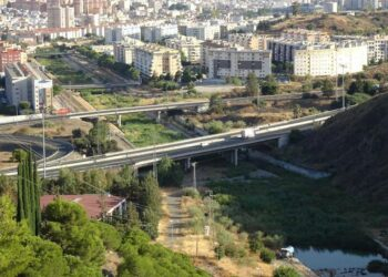 CGT secunda proyecto de renaturalización del rio Guadalmedina presentado por Ecologistas en Acción