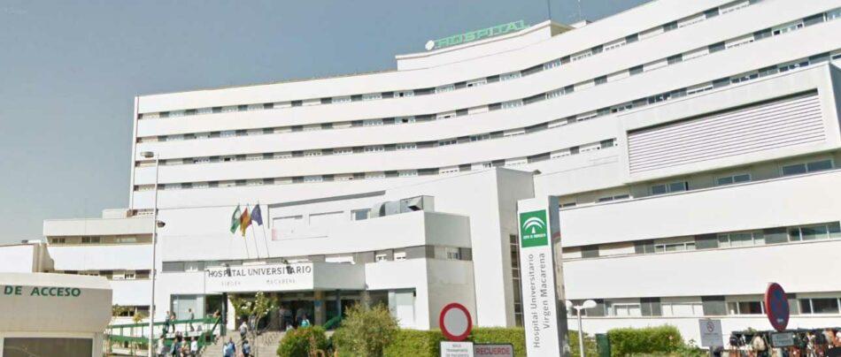 IU denuncia los retrasos en el Servicio de Oncología del sevillano Hospital Virgen Macarena