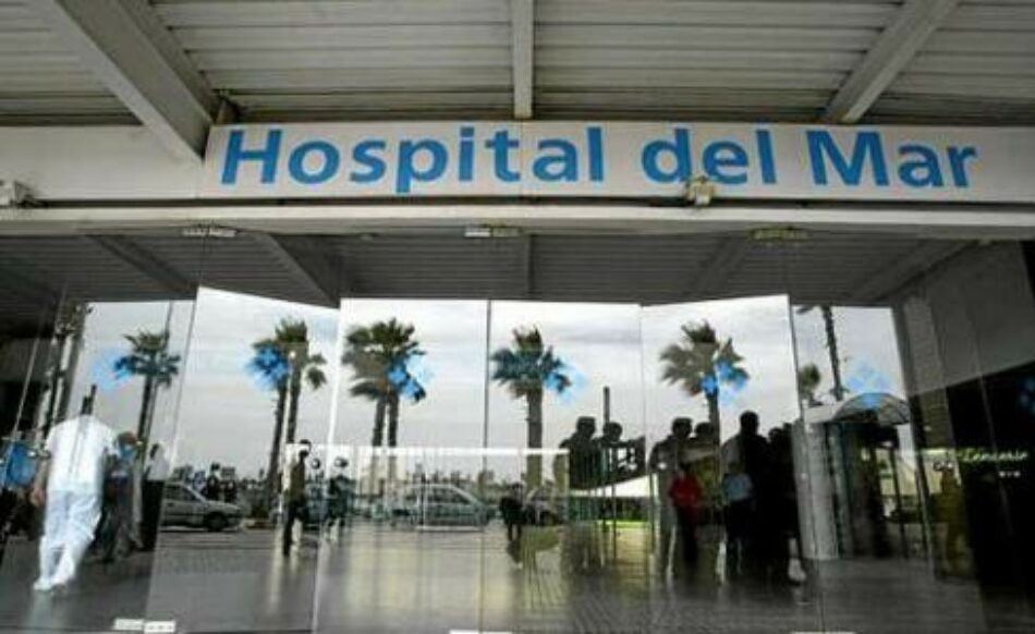 Desconvocada concentración en la puerta del Hospital del Mar (Barcelona) el viernes 19 de febrero