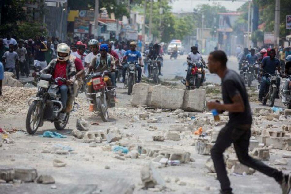 Carta de los partidos de oposición en Haití a la presidenta del Consejo de Seguridad de la ONU