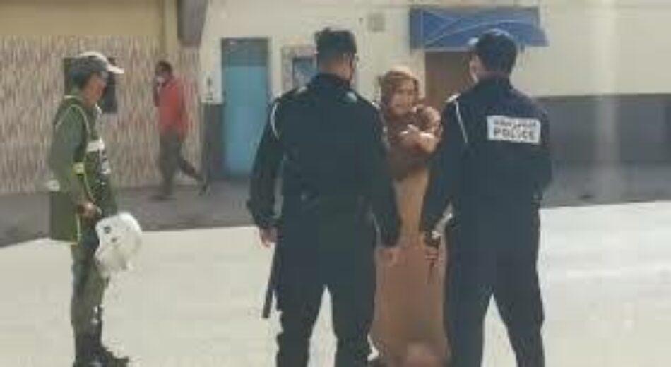 Continúa la represión de las autoridades de ocupación marroquí contra los activistas saharauis