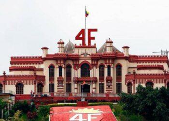 Conmemoran en el Cuartel de la Montaña los 29 años de la rebelión del 4F en Venezuela