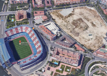 Nuevo Mahou-Calderón: la asociación vecinal y las AMPA del ámbito piden al Ayuntamiento que planifique ya los equipamientos previstos