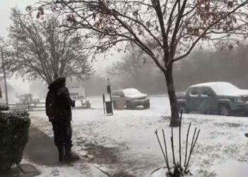 El calentamiento global sumerge a Texas en una helada profunda y mortal
