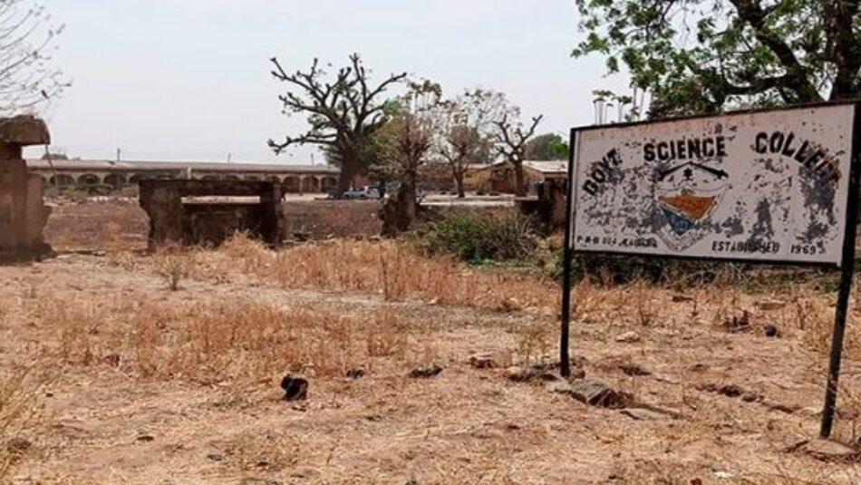 Reportan el secuestro de al menos 300 niñas en Nigeria
