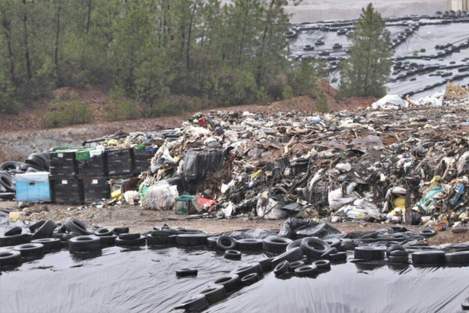 España necesita aplicar los principios de proximidad y suficiencia, y no importar más residuos peligrosos para enterrarlos